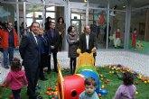 Inaugurado el nuevo Centro de Atención Infantil que ofrece 82 nuevas plazas en la pedanía lumbrerense La Estación- Esparragal