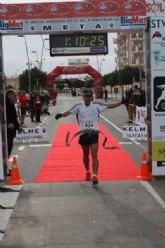 Éxito de participación en la VI Media Maratón Villa de Torre-Pacheco