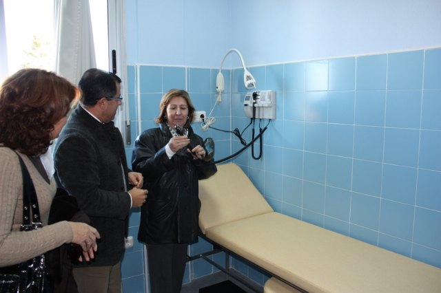 Sanidad invierte más de 400.000 euros en el Consultorio de Atención Primaria de Camposol en Mazarrón, Foto 1