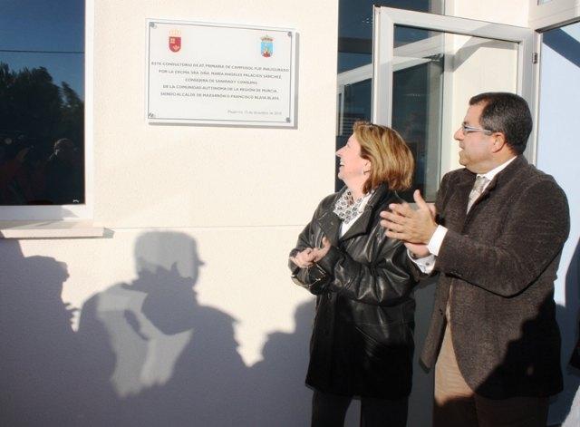 Sanidad invierte más de 400.000 euros en el Consultorio de Atención Primaria de Camposol en Mazarrón, Foto 2