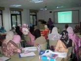 Cincuenta mujeres magrebíes participan en los talleres de inserción social para mujeres extranjeras en el municipio