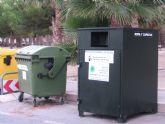 La concejalía de Medio Ambiente pone en marcha un sistema de recogida de ropa y calzado usados