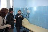 Sanidad invierte m�s de 400.000 euros en el Consultorio de Atenci�n Primaria de Camposol en Mazarr�n