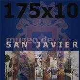 175x10 es la exposición que se inaugurará el 15 de diciembre de 2010 a las 20:30 h en el museo de San Javier