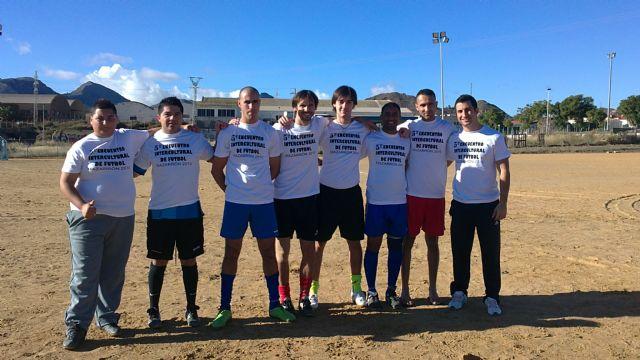 Celebrado el ´V campeonato intercultural de fútbol Villa de Mazarrón´, Foto 1