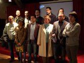 La alcaldesa de San Javier inauguró anoche la exposición 175x10 de diez de los mejores artistas de la Región.