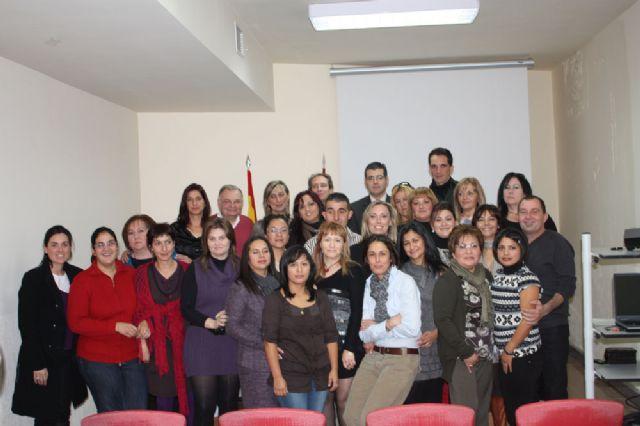 Clausurado un taller de empleo en Torre-Pacheco - 2, Foto 2