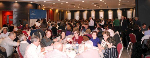 El PP de Puerto Lumbreras congrega a más de 500 lumbrerenses en su Comida de Navidad - 2, Foto 2