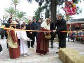 Este año la escenificación y representación en vivo del Belén  de Navidad de Archena cumple cinco ediciones