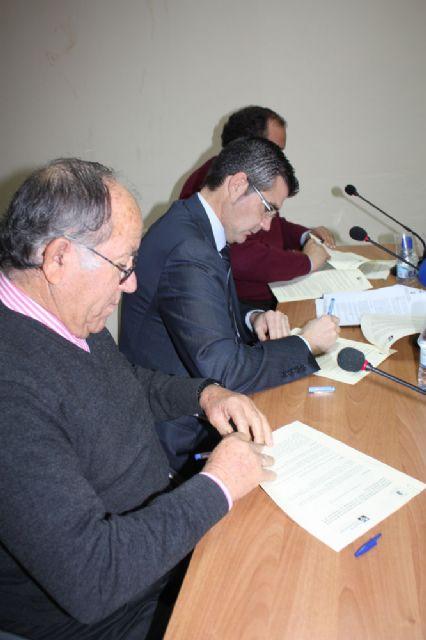 SODITOR firma un convenio con el ayuntamiento de Torre-Pacheco - 1, Foto 1