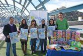 Jóvenes del PP de Puerto Lumbreras ponen en marcha la Campaña 'Regala una ilusión, dona un juguete'