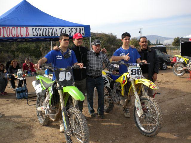 El Moto Club Escudería del Segura de Alguazas se alza con el Campeonato Regional de Motocross, Foto 1