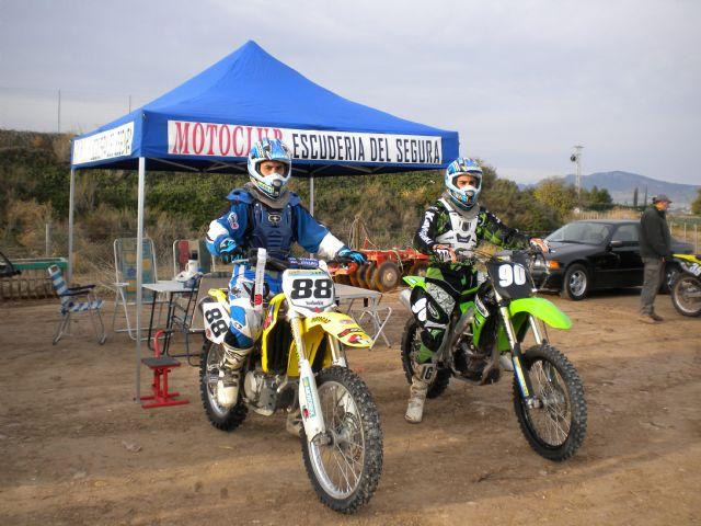 El Moto Club Escudería del Segura de Alguazas se alza con el Campeonato Regional de Motocross, Foto 2