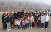 La Asociación de Ecuatorianos residentes en Puerto Lumbreras celebró una jornada de convivencia coincidiendo con el Día del Inmigrante