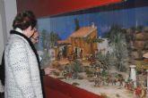 La iglesia de San Javier acoge una exposición del belén popular murciano de los siglos XIX y XX