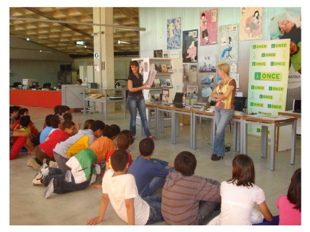 La Biblioteca Pública de Torre-Pacheco premiada en la Campaña de Animación a la Lectura Maria Moliner, por el proyecto: Peritos en palabras - 1, Foto 1
