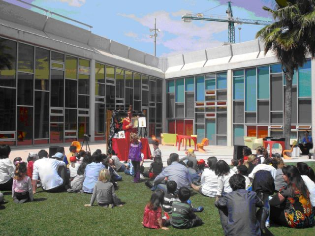 La Biblioteca Pública de Torre-Pacheco premiada en la Campaña de Animación a la Lectura Maria Moliner, por el proyecto: Peritos en palabras - 2, Foto 2