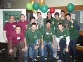 Alumnos de la Universidad de Murcia consiguen una medalla de plata en concurso de programación
