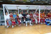 La plantilla de ElPozo Murcia FS colabora con ASPANPAL en el calendario 2011