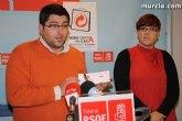 Juventudes Socialistas impulsa una campaña de apoyo al comercio local