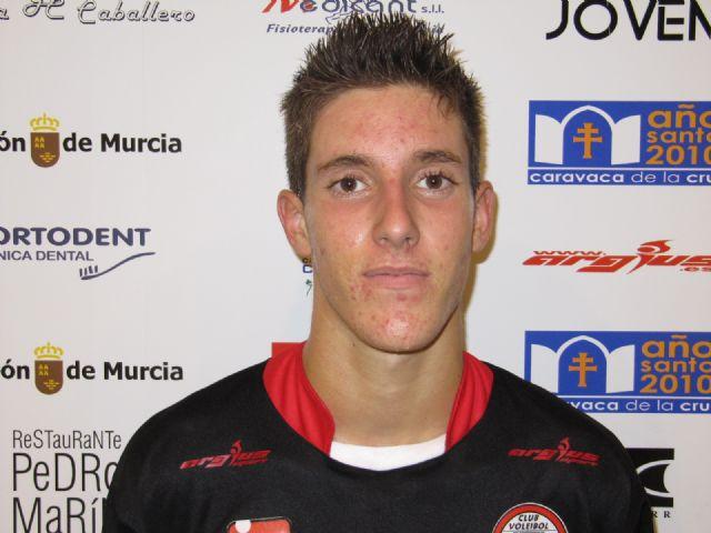 El jugador cadete José Mª Castellano, convocado para la selección nacional. 23-12-2010 - 1, Foto 1