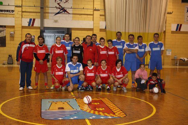III derbi solidario de Fútbol Sala - 1, Foto 1