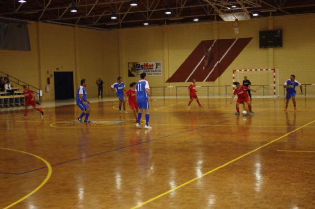 III derbi solidario de Fútbol Sala - 2, Foto 2
