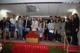 Cuarta promoción del Bachillerato Internacional del Instituto de Educación Secundaria 'Juan de la Cierva'