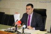 Rueda de prensa del alcalde sobre economía y la DIA