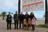 La Ribera Comercial premia a tres niñas con un viaje para cuatro personas al parque Warner
