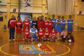 III derbi solidario de Fútbol Sala