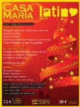 Latino y Casa María te invitan a celebrar esta nochevieja