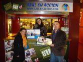 Éxito de ventas del calendario solidario realizado por el Ayuntamiento y Azul en Acción