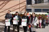 Puerto Lumbreras inaugura su Escuela de Navidad que ofrece diversas actividades infantiles durante toda la Navidad