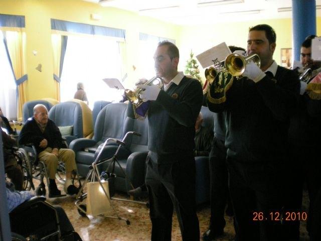 """La Banda de Cabildo trumpets and drums played in the residence """"La Purisima"""", Foto 3"""