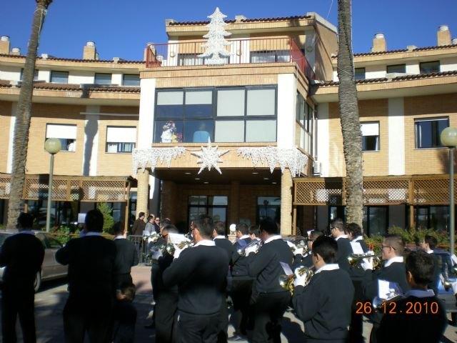 """La Banda de Cabildo trumpets and drums played in the residence """"La Purisima"""", Foto 4"""