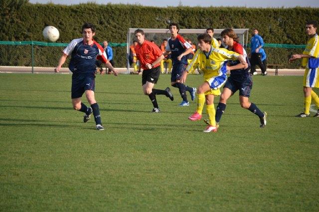 Mañana, ultima jornada Nacional cadete y juvenil de fútbol, Foto 1