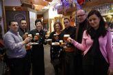 La Sidrería Navarra recibe el diploma acreditativo a la mejor tapa en la III edición de 'De tapas por Murcia'