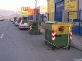 El próximo 31 de diciembre, Nochevieja, el servicio de recogida de basura sólo se realizará en el centro del municipio y en el de el Paretón