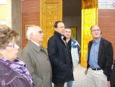 El Alcalde concoe de primera mano las necesidades e inquietudes de los vecinos de Los Rosales, en El Palmar
