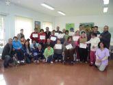 Un total de 17 usuarios del Servicio Municipal de Apoyo Psicosocial participan en un curso de informática