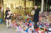 La recogida de juguetes llega a su fin con más de 2.000 unidades