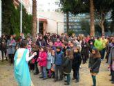 El Sueño de Júpiter seduce a cien niños en el Museo Arqueológico
