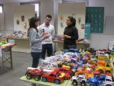 Cuatro mil kilos de juguetes para los niños más desfavorecidos