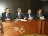 Constituidos 5 nuevos juzgados en Murcia, Cartagena, Lorca y San Javier