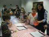 Lleno absoluto en los talleres infantiles organizados por el Museo de la Ciudad