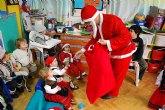 La Guardería Disney recibió la visita de Papá Noel