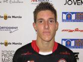 El jugador del C.V. Caravaca José María Castellano debuta con la Selección Española Juvenil