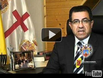 El alcalde de Mazarrón anuncia Urbi et orbe un futuro de éxitos - 1, Foto 1