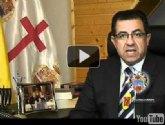 El alcalde de Mazarr�n anuncia